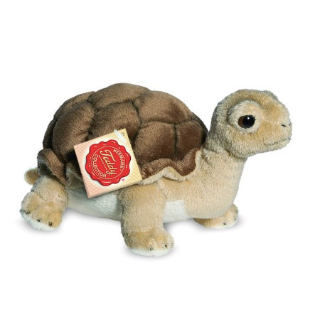 HERMANN Teddy® Sköldpadda, 20 cm