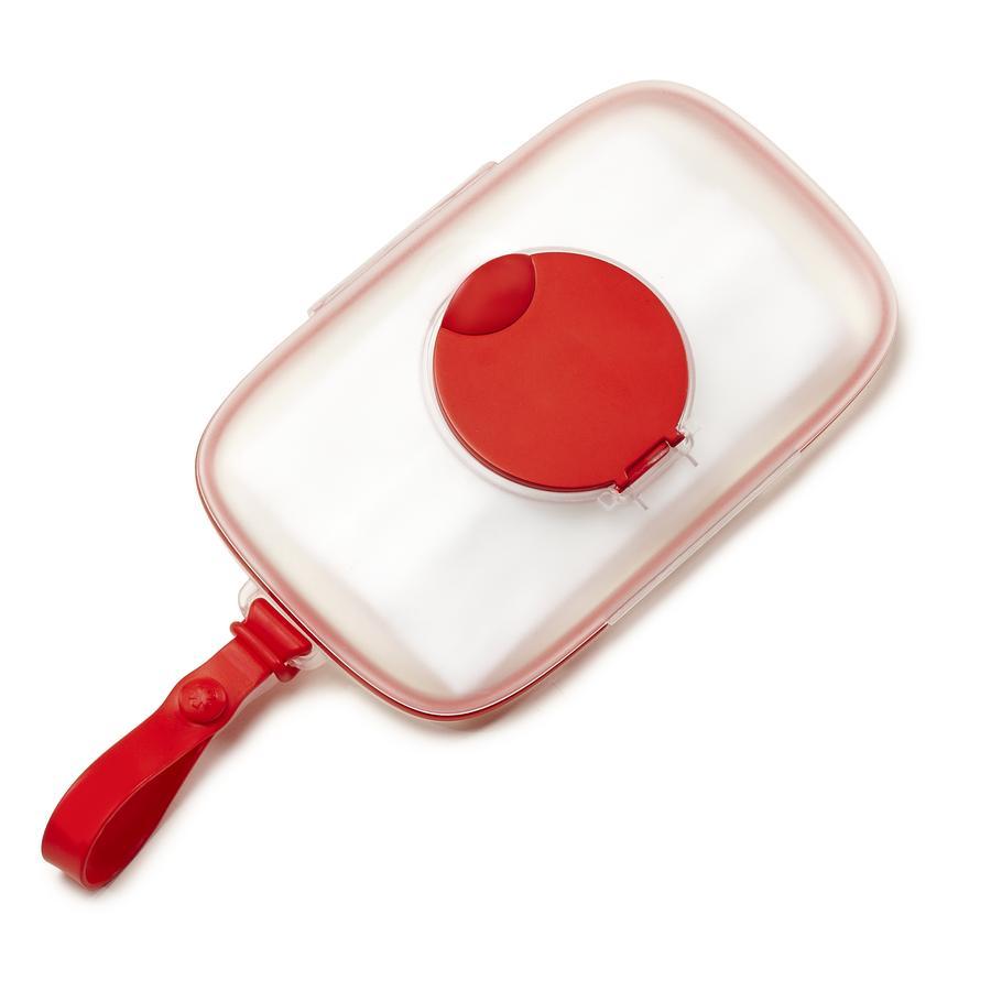 SKIP HOP Box till vårservetter Grab & Go röd