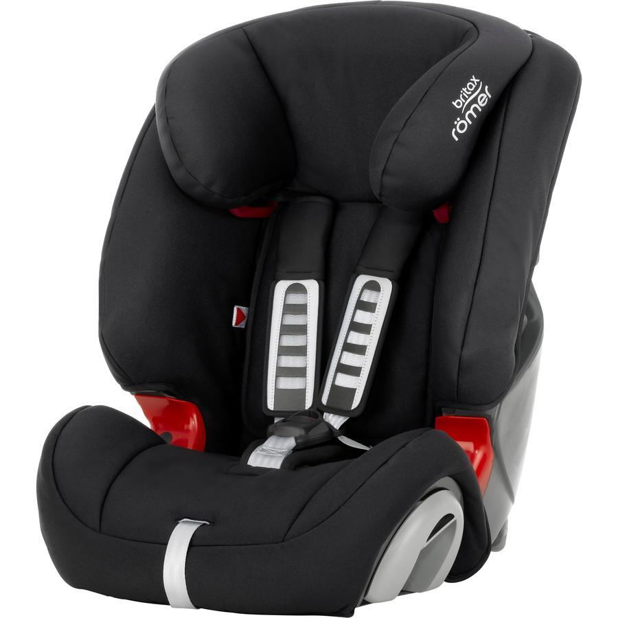 britax römer silla de coche Evolva 123 Cosmos Black