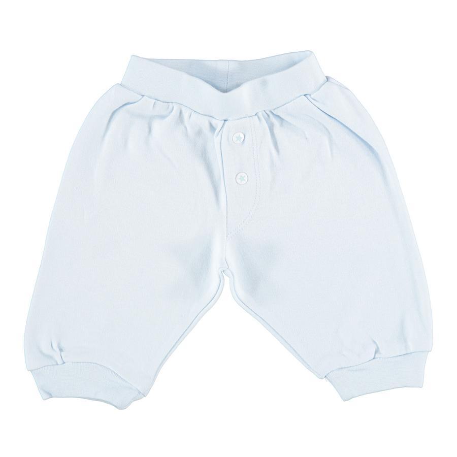 LITTLE Pantalón de sudor azul natural