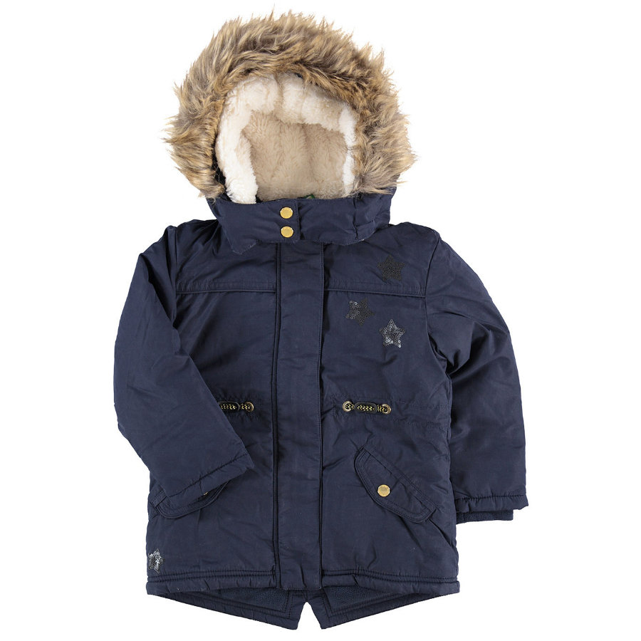 TOM TAILOR Mini Girls Parka mit Kapuze