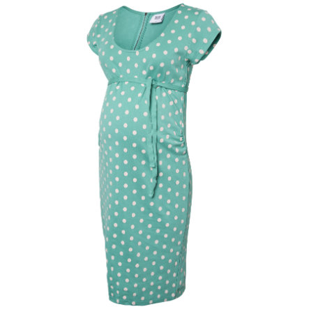 mama licious těhotenské šaty MLBLACKIE Marine Green