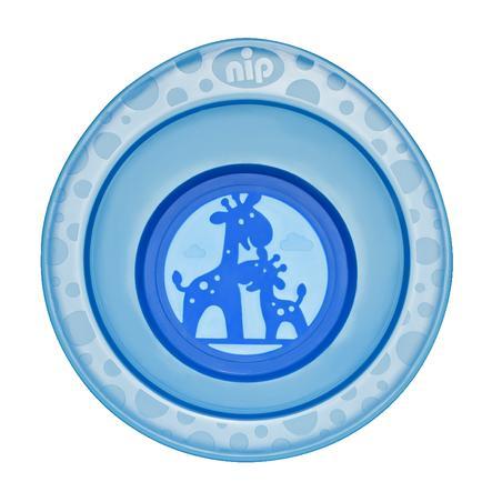 nip Grötskål blå