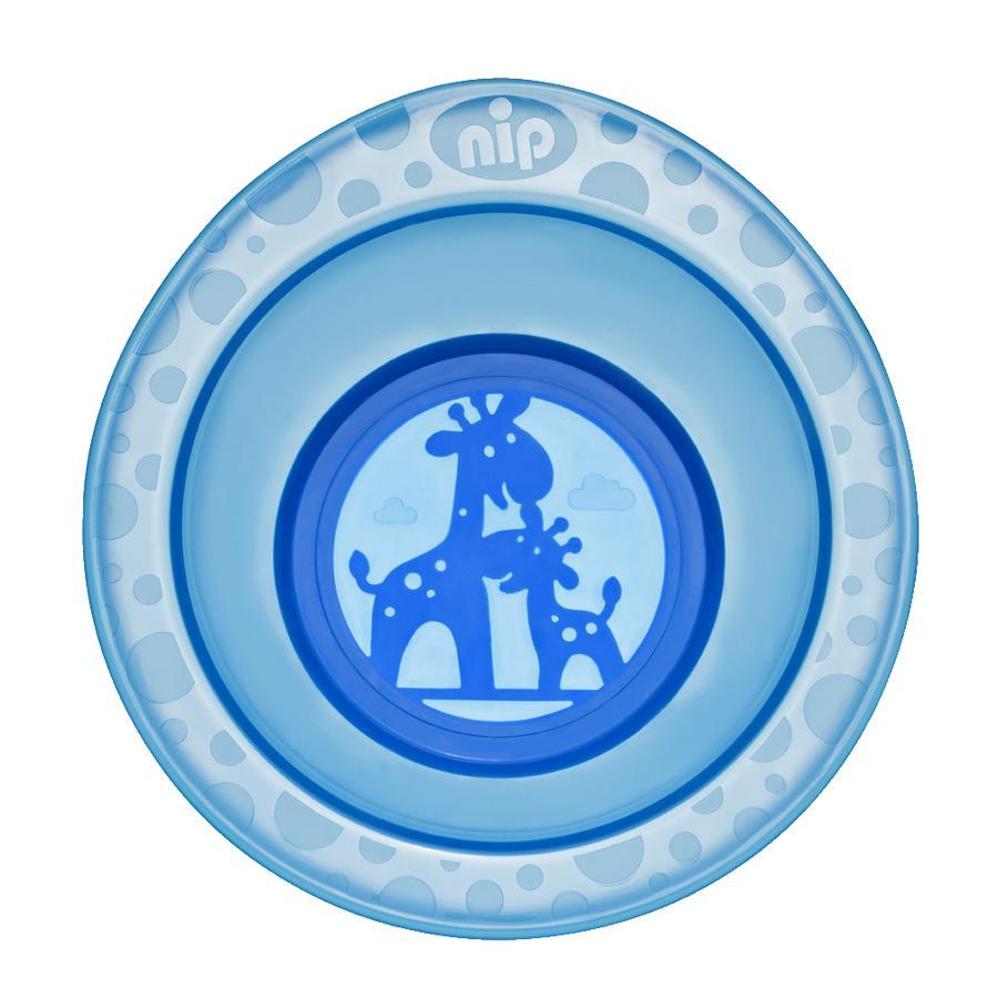 nip Brew bowl blue