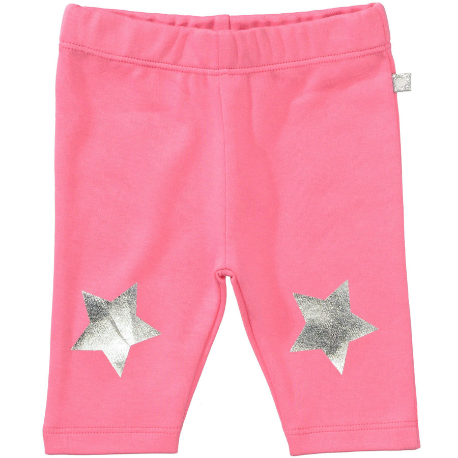 STACCATO Girls Spodenki Leggings shiny pink