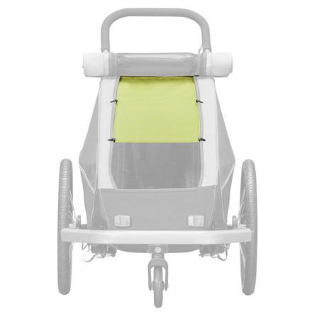 Croozer Sluneční clona Lemon green pro jednosedadlo