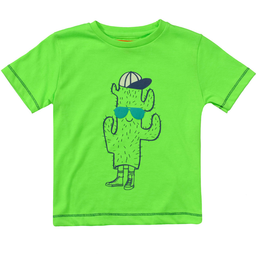 STACCATO Boys T-Shirt neongroen