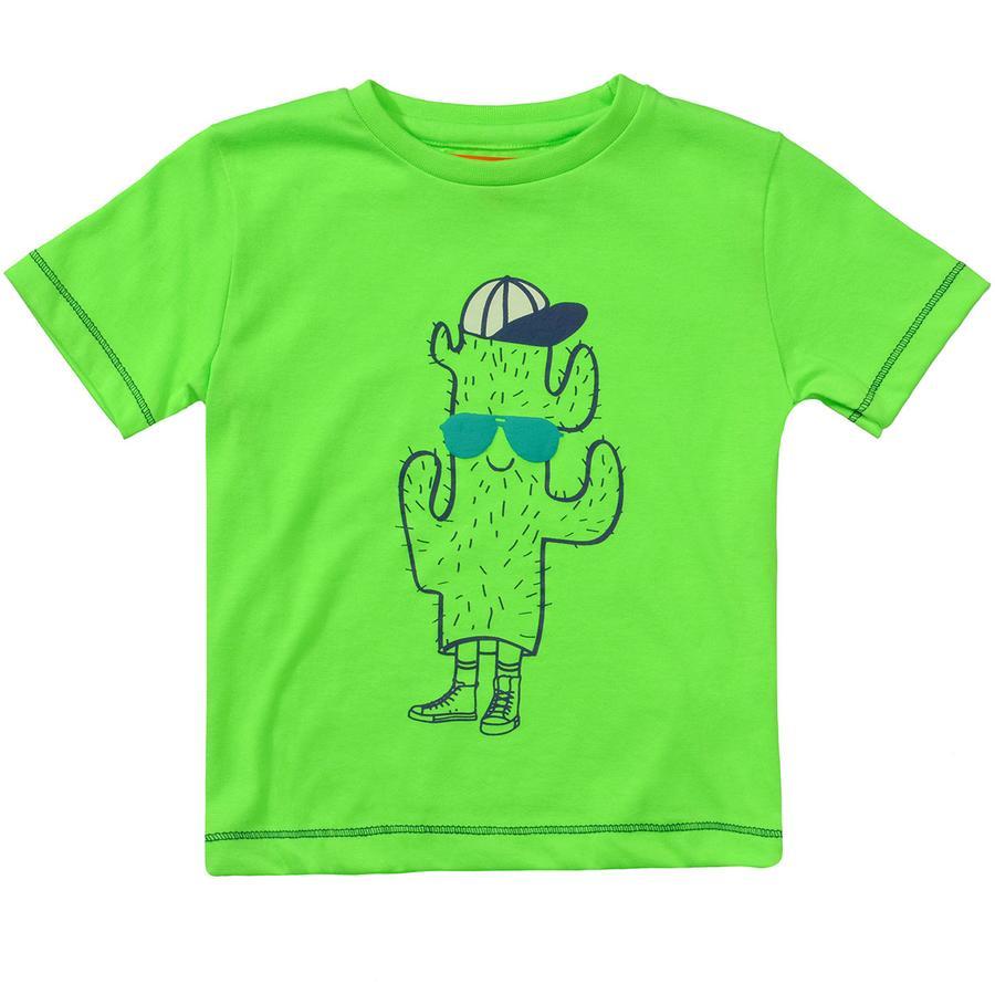 STACCATO Boys T-Shirt verde neón