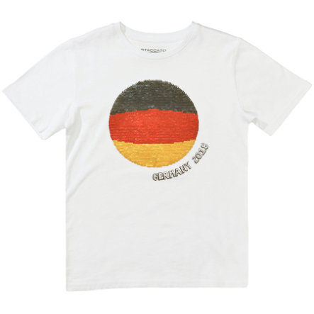 STACCATO  Tričko Boyls bílé