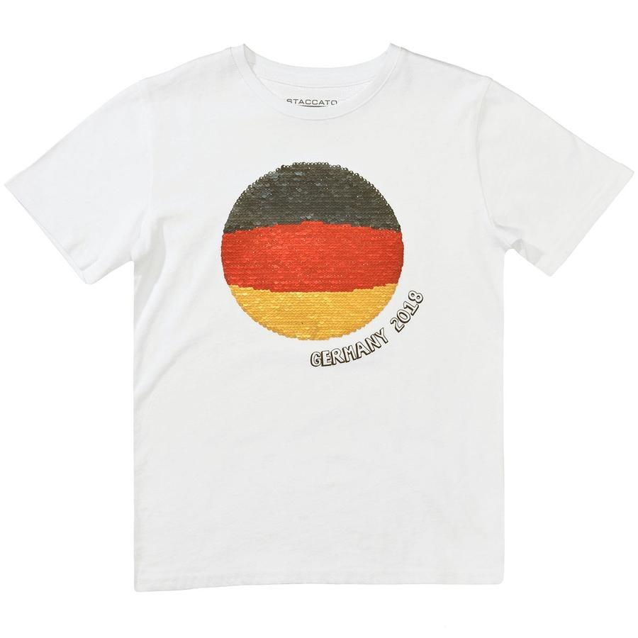 STACCATO Boyls T-paita valkoinen