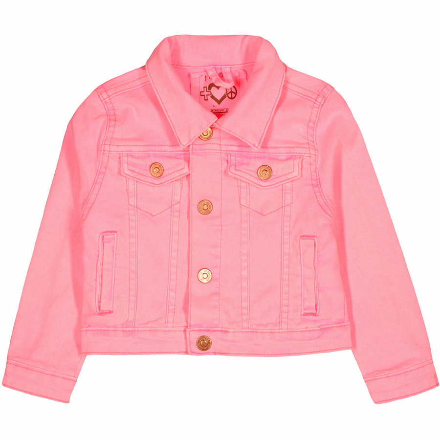 JETTE by STACCATO Jeansjacke bright pink
