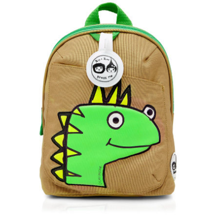Zip & Zoe Mini Backpack Dylan Dino Face