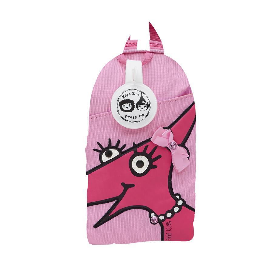 Zip & Zoe Mini Backpack Daisy Dragon Face