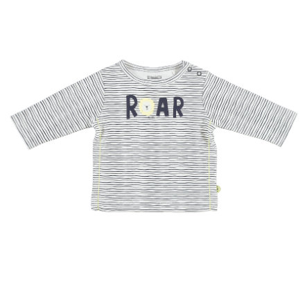 STACCATO Boys s camisa de manga larga rayas blanco roto