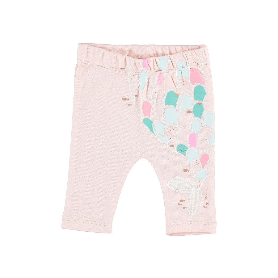 STACCATO Girls Leggings pastel peach