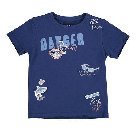 STACCATO Chłopcy T-Shirt na głębokim morzu
