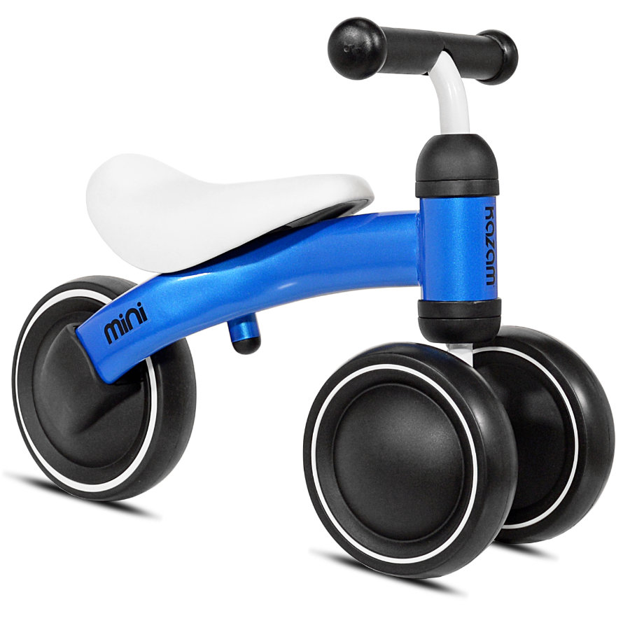 KaZAM® - Springcykel Mini, blå