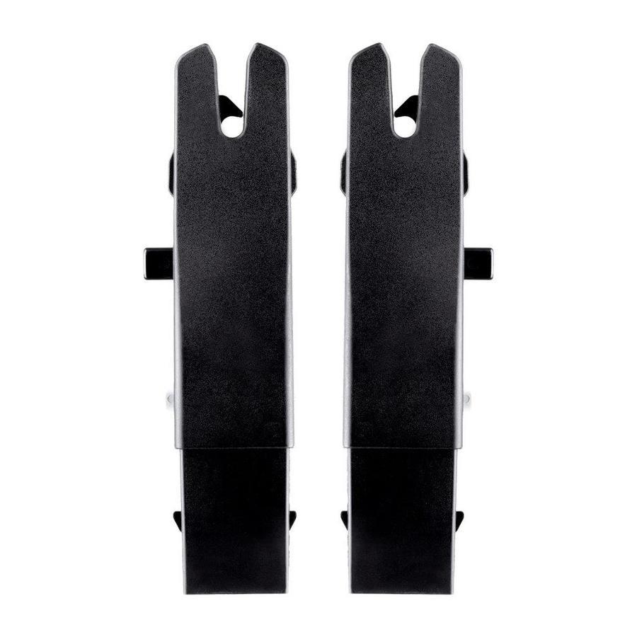 Silver Cross Adapter Simplicity Tandem svart