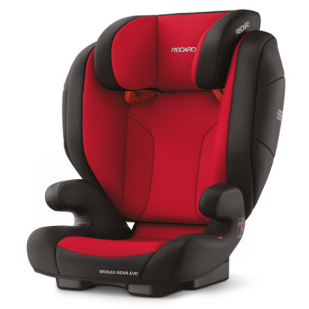 RECARO Kindersitz Monza Nova Evo Racing Red