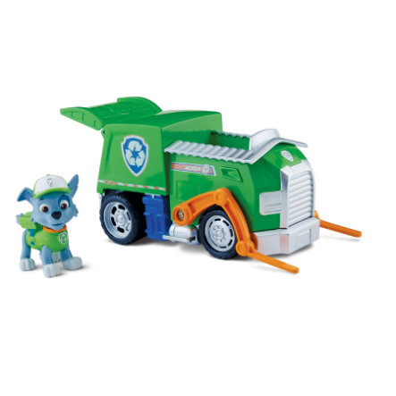 Spin Master Paw Patrol - Basic Vehicles Recycling Truck