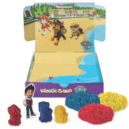 Spin Master Kinetic Sand - Paw Patrol