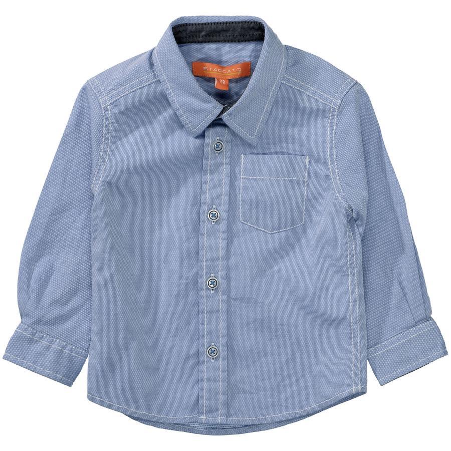 STACCATO Boys Shirt lichtblauw