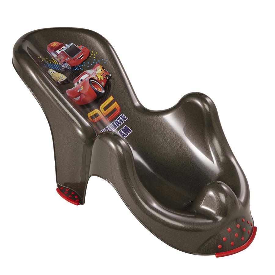 keeeper Transat de bain antidérapant Cars marron/rouge