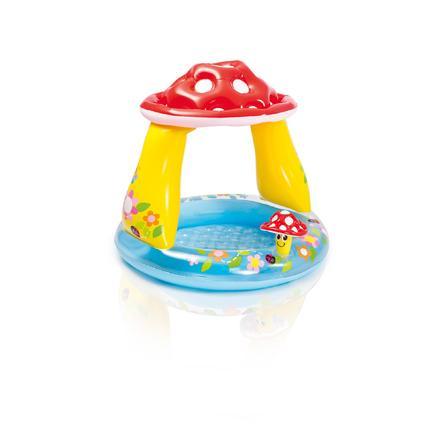 INTEX Baby Pool - Mushroom Sunshade
