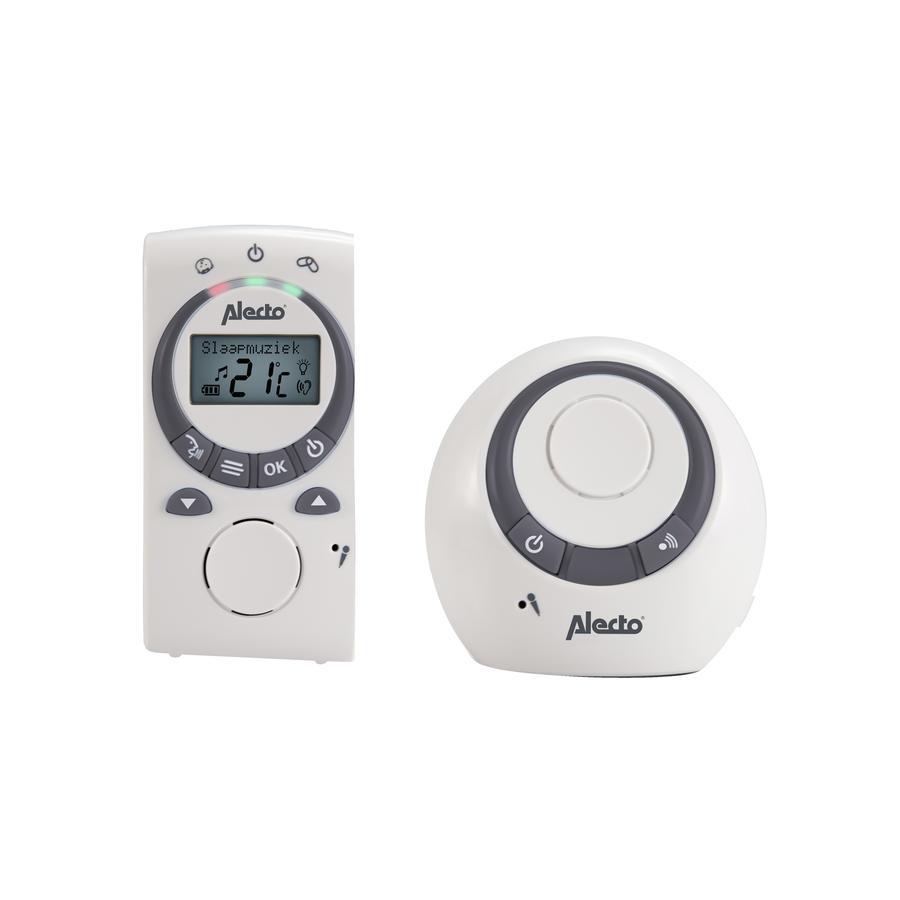 Alecto digital Babyphone mit Display DBX-12 ECO