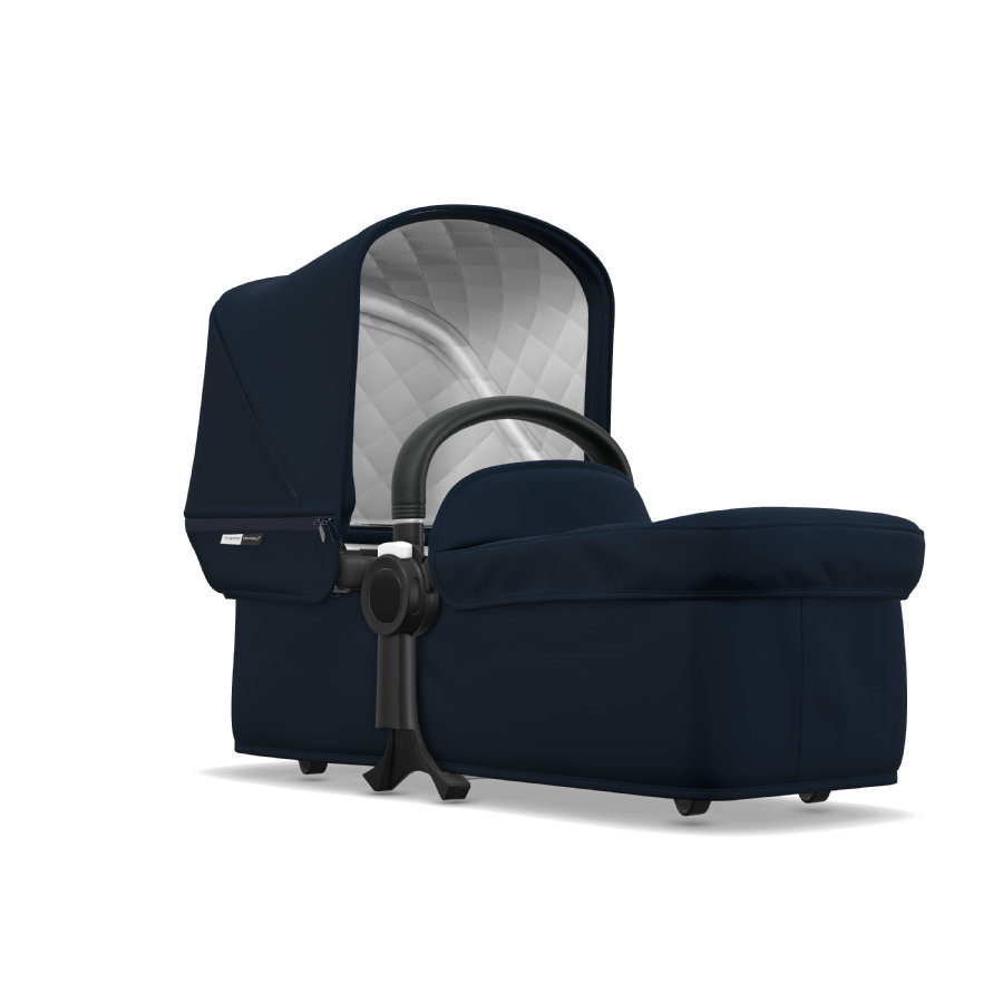 BUGABOO Vaunukopan päällissetti Complete Donkey 2 Classic, Dark Navy - Core Collection