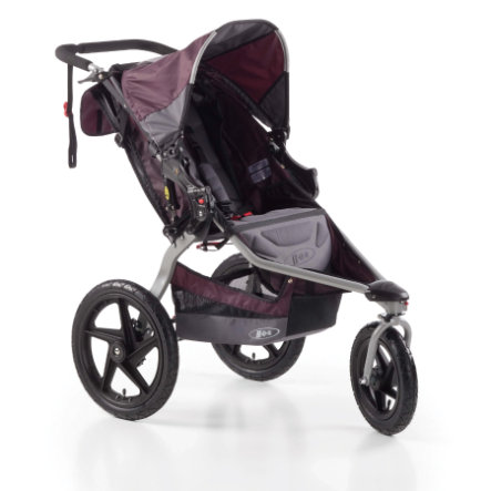 BOB GEAR Kinderwagen Revolution SE Plum