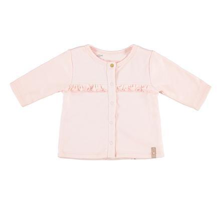 STACCATO Girl s rewersyjna kurtka pastelowy różowy