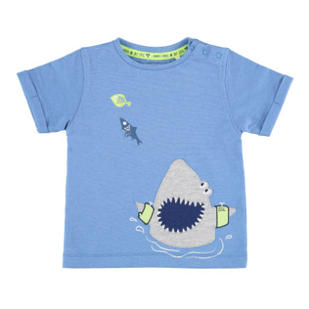 STACCATO Boys T-Shirt azul río