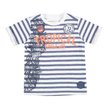 STACCATO Boys T-Shirt deep sea Streifen