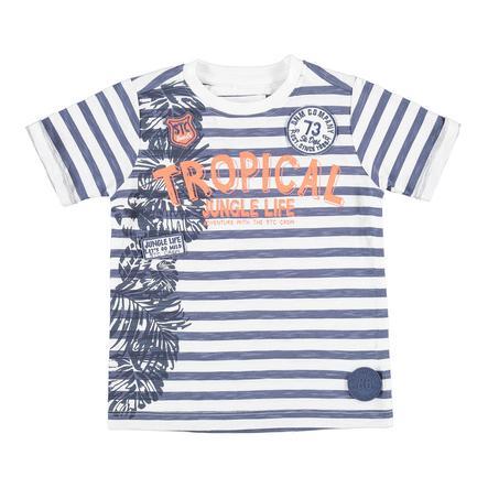 STACCATO Boys T-Shirt pasek głębokiego morza