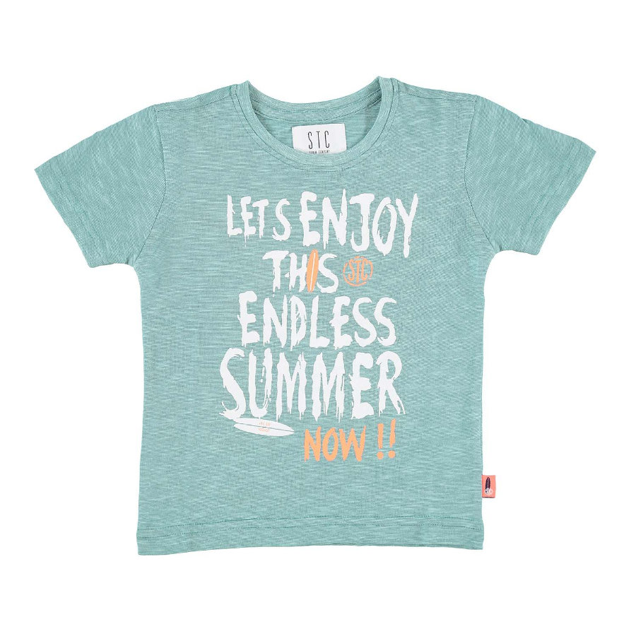 STACCATO Boys T-Shirt donkere meerstrepen