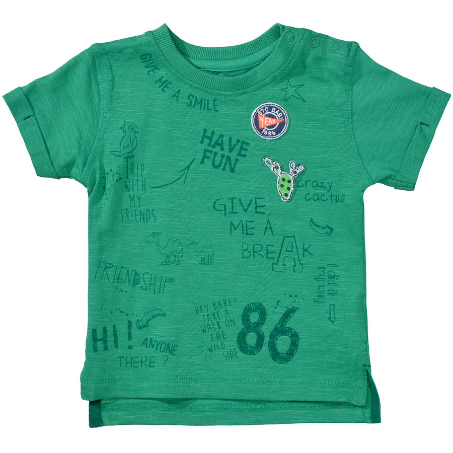 STACCATO Boys T-Shirt ecologica