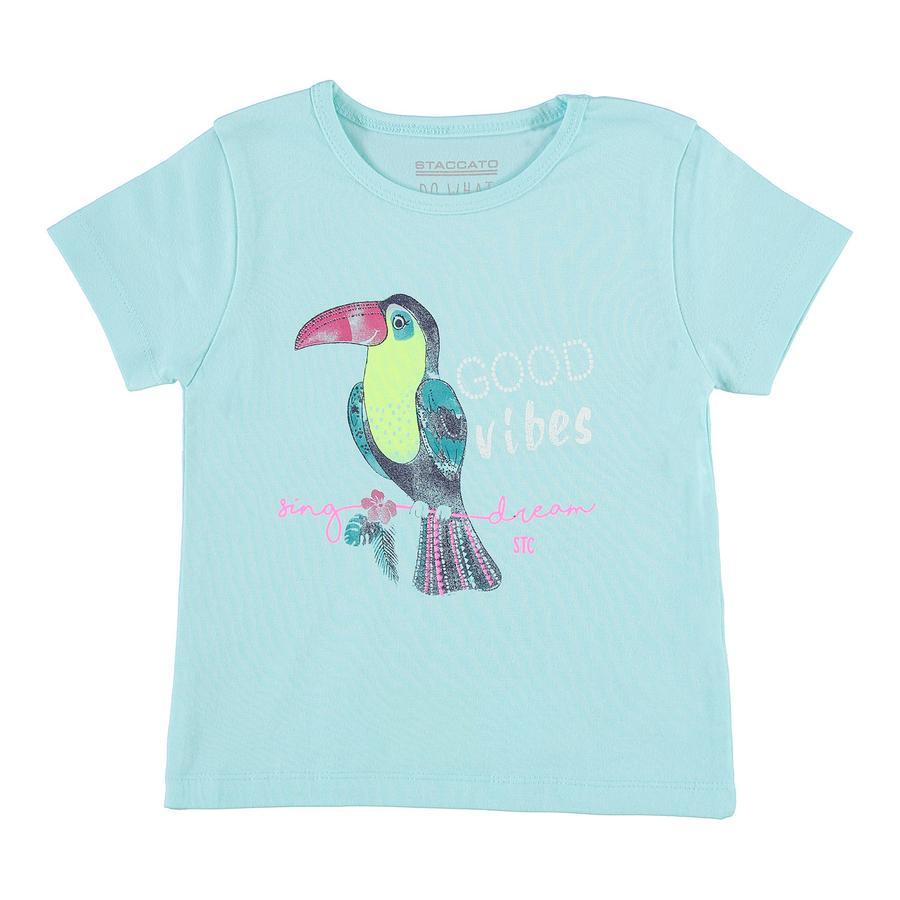 STACCATO Girls T-Shirt aqua