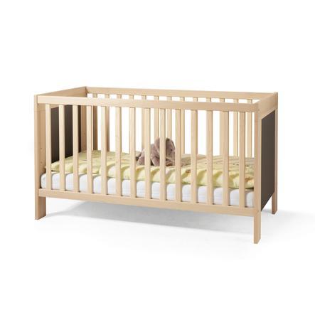 WELLEMÖBEL Kinderbett Lasse Lava - babymarkt.de