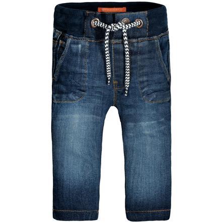 STACCATO  Chlapecké džíny tmavě modrá džínovina