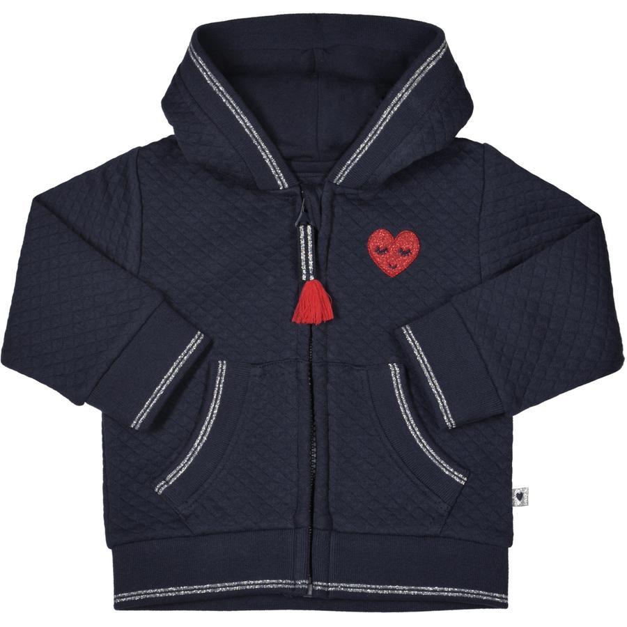 STACCATO Girl s chaqueta de sudor de la estructura de medianoche