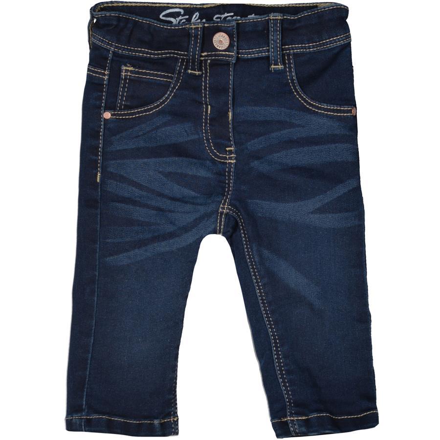 STACCATO Girl s jean bleu foncé