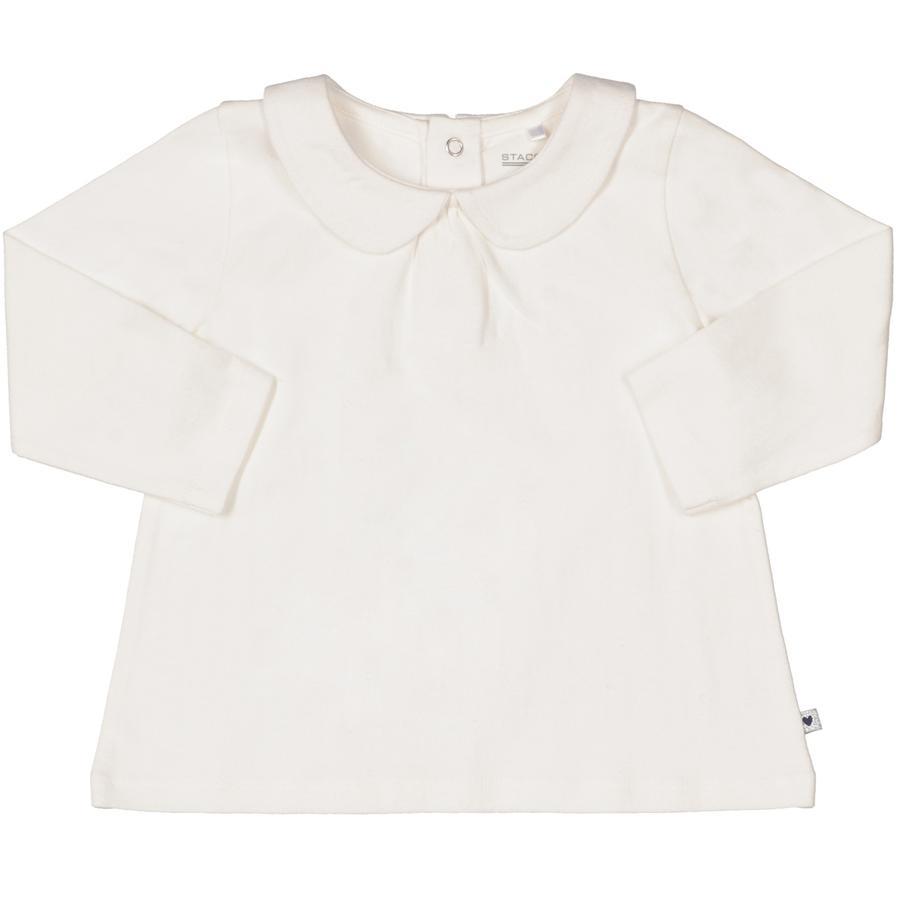 STACCATO Girls Langarmshirt offwhite