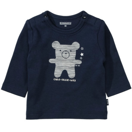 STACCATO Boys Langarmshirt dark navy