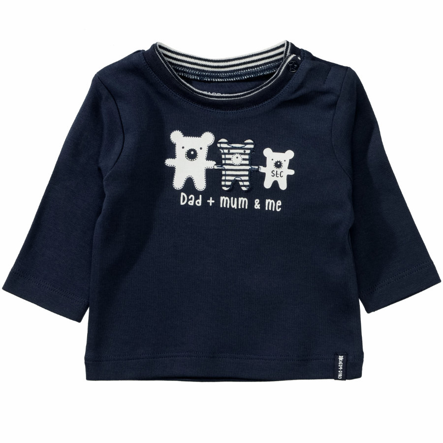 STACCATO Boys Camisa manga larga dark navy