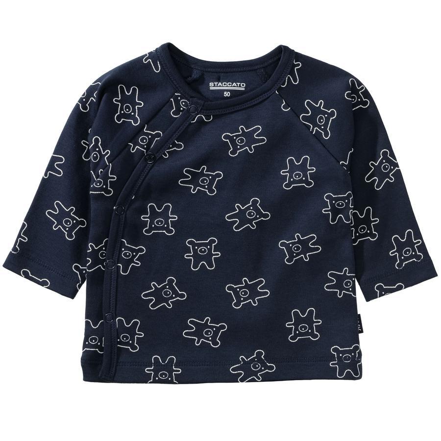 STACCATO Boys Koszulka z długim rękawem dark navy