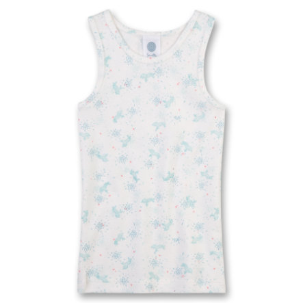 Sanetta Camiseta de tirantes It´s magic broken white