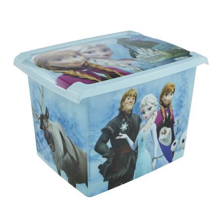 keeeper Deko-Box mit Deckel Frozen blau