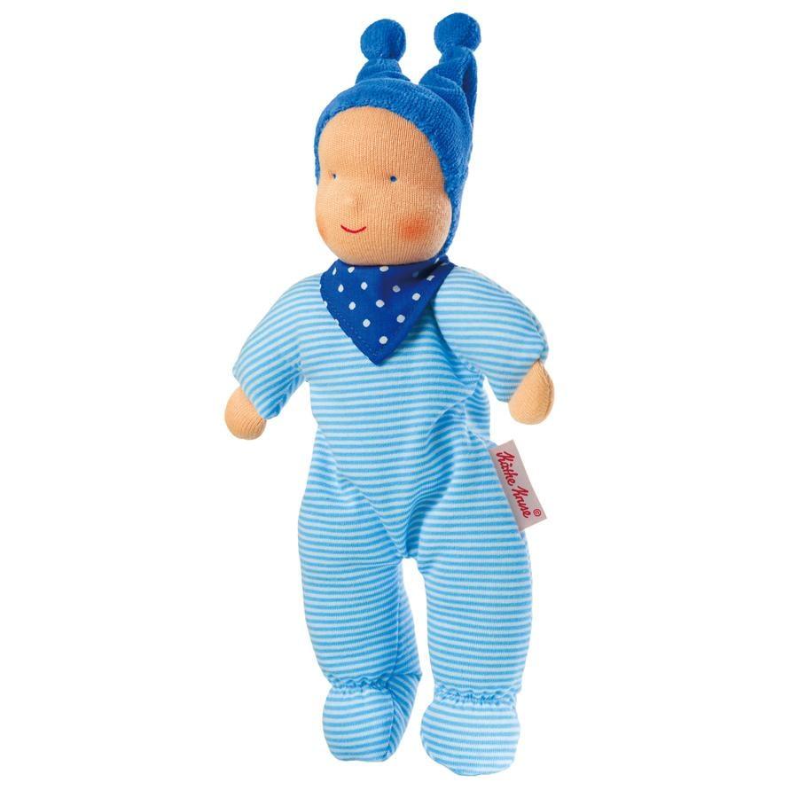 Käthe Kruse Baby Schatzi blau, 28 cm -