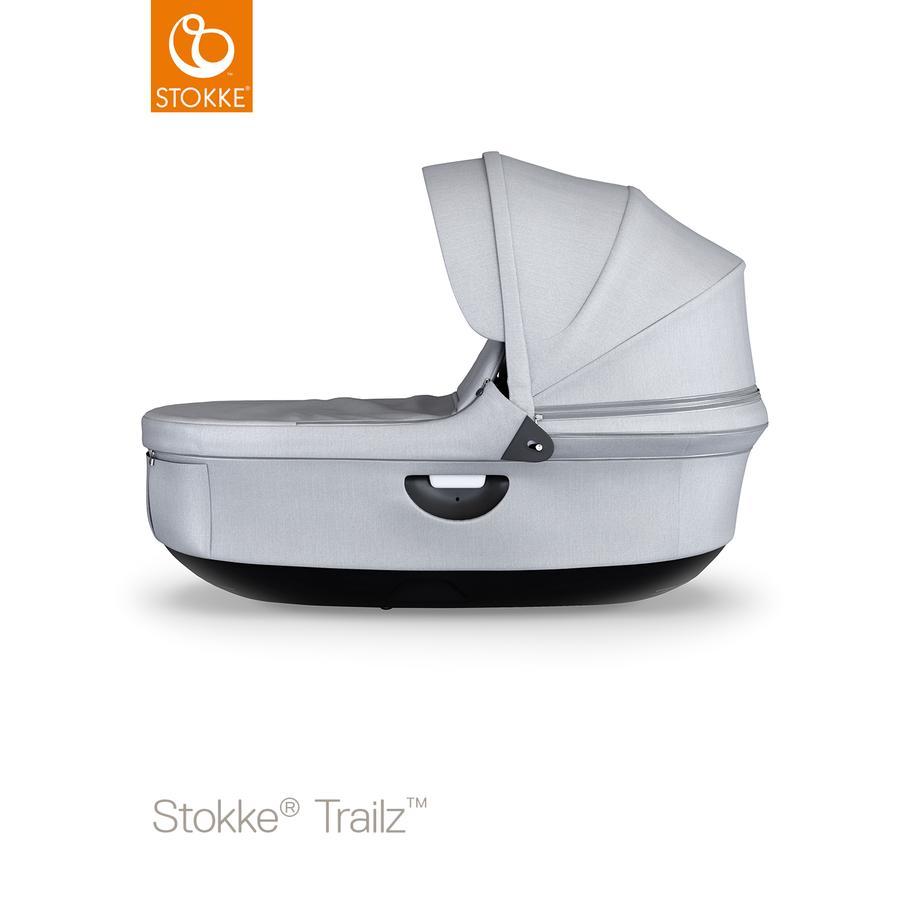 STOKKE® Babyschale für Trailz™ Grey Melange